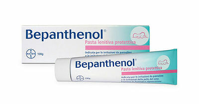 BEPANTHENOL Paste Soothing Protective 100 g