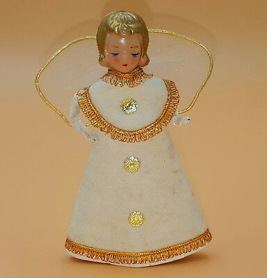 Vintage Christmas  Decoration Hand Made Angel