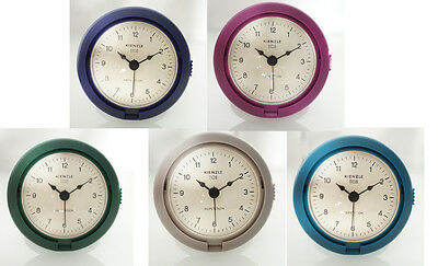 Alarm clock travel Kienzle - 5 versions different - practice take-out partout