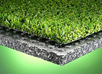 SPORT SYNTHETIC ARTIFICIAL GRASS TURF THICK FOAM UNDERPAD 7.5 Ft x 4 Ft