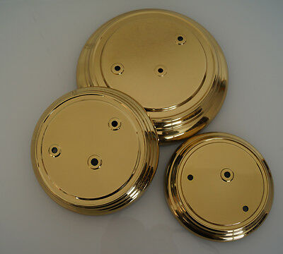 Base Plastic and Metal of Pendulum 400 Days - for Globe of 9,6 to 10,1cm
