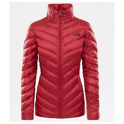 GIACCA DONNA NORTH Face Trevail Jacket Rumba Red - EUR 194 a90ac01ec5f6