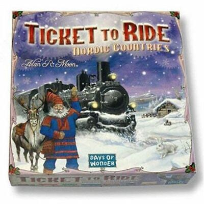 Ticket To Ride Nordic  - Brand New & Sealed