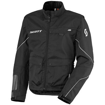 Scott Adventure 2 Offroad Enduro Jacket schwarz grau Motocross Cross Jacke