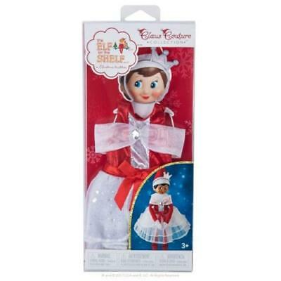 Elf on the Shelf PEPPERMINT PRINCESS GOWN Claus Couture Doll Clothes Christmas
