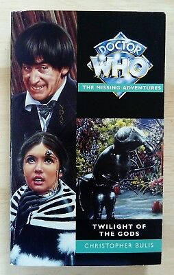 Doctor Who Twilight of the Gods Virgin Missing Adventure Paperback book