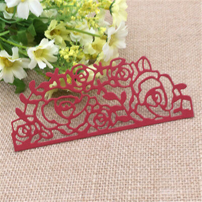 Lace edge Metal Cutting Dies Stencil Scrapbook Photo Album Card Embossing Crafts