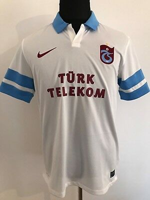 TRAZBONSPOR-Shirt Malouda Signed with C.O.A
