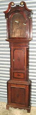 "A Good Old Grandfather Clock Case to suit 13""x18"" Dial - Circa 1830"