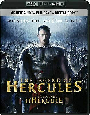 The Legend of Hercules [4K+Blu-ray] New and Factory Sealed!!