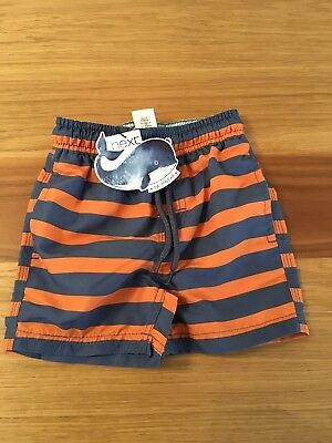 boys next swim shorts 12-18months