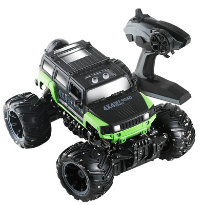 BIG HOUSE RC Cars 1:16 Scale Electric Off-Road Vehicle Radio Remote Control Toys