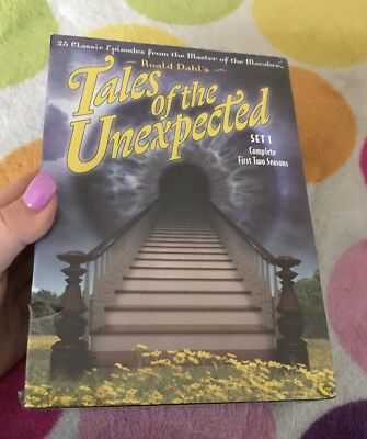 Tales of the Unexpected, Set 1 (4-DVD Box Set) (NEW) Roald Dahl, Andrew Ray
