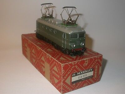 Märklin SEW 800 in very good condition.
