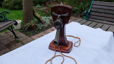 Telephone ancien Old Antique French Phone  Altes Telefon