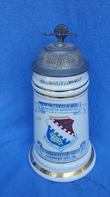 US Air Force Cold War Stein Number 2