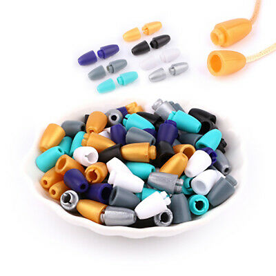 10pcs Baby Teether's DIY Accessories Plastic Breakaway Clasps for Necklace Dm