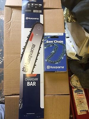 husqvarna chainsaw Bar And Chain 15 In