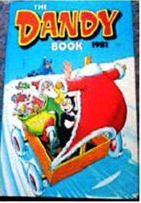 The Dandy Book 1981