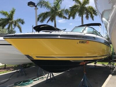 2015 Monterey 264 bowrider ENGINE WARRANTY