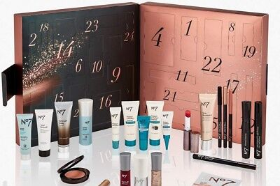 Boots No7 Beauty Advent Calendar 2018 **Brand new*** Sold Out No 7