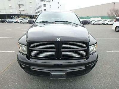 Fresh Import Late 2003 Dodge Ram 5.7 V8 Hemi Crew Cab Automatic Black