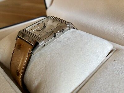 "Jaeger-LeCoultre Reverso Day/Night Armbanduhr ""Duo Face"" 270.8.54"