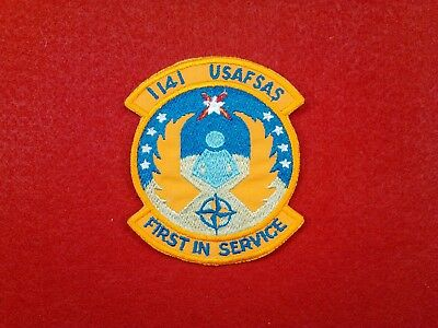 U.s.a.f....1141St United States Air Force  Special Activities Squadron, New,70's