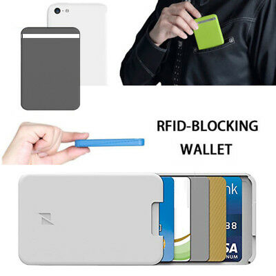 Zenlet Credit Card Package Anti-side Wallet Action Wallet Push-pull Card Holders