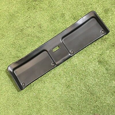 Porsche 928 - Rear Roof Head Lining Visor Headliner Panel - Black
