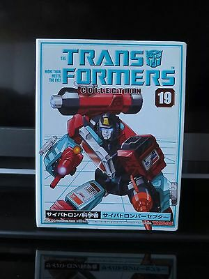 Transformers G1 Takara Book Collection 19 Perceptor MIB sold as seen