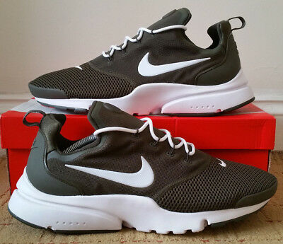 Olive 5 Nike Presto Eur Air 7 Shoes Fly Trainers 42 Running Men's Uk w4xX74qfR