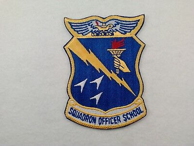 U.s.a.f...squadron Officer School, New, 70's-80's, Authentic.