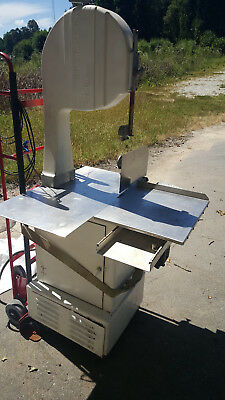 """ButcherBoy B-14 (14"""") Commercial Heavy Duty Meat Band Saw"""