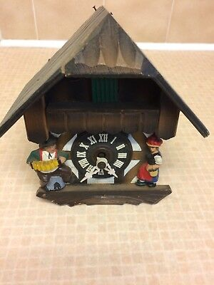 Cuckoo Clock, German Antique