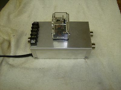 T /R  SWITCH  )   /for COLLINS, JOHNSON,HEATHKIT+ ETC AM TRANSMITTERS