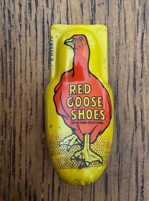 Red Goose Shoes Clicker