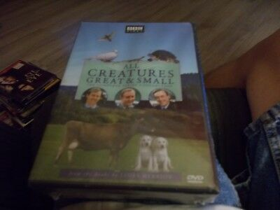 All Creatures Great & Small Dvd The Complete Series 3 Collection Brand New