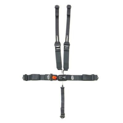 Impact 5-Point Latch & Link Harness with HANS Shoulder Straps