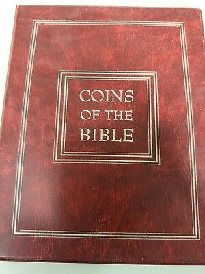 "COINS OF THE BIBLE - ""THE WIDOW'S MITE COIN"" 100 B.C. to 60 A.D. - BOOKLET"