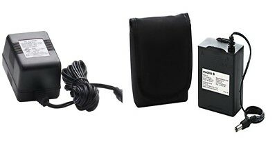 Medela Pump in Style Advanced Power Adaptor 9V (Wall Plug) and battery pack new