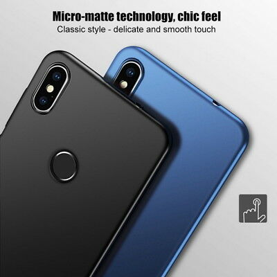 For Xiaomi Mi A1 A2 Lite 6 Pro Hybrid Ultra Thin Hard PC Protective Case Cover