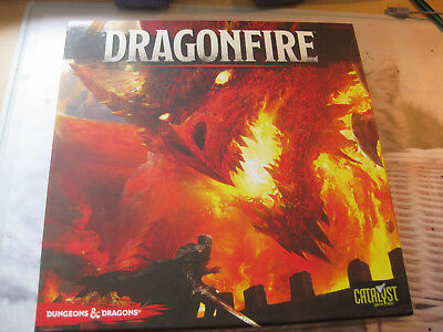 Dragonfire - Dungeons and Dragons - Catalyst - Brettspiel