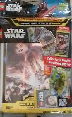 LEGO Star Wars Trading Card Collection