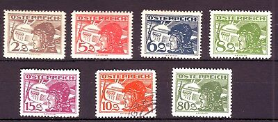 Old Europe   * Airpost  Mint  == 6 == + 1 Used