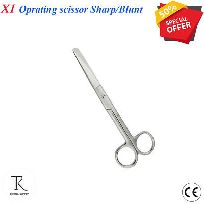 Dental Surgical Operating Disecting Scissors Sharp/Blunt Scissor Medical Tools