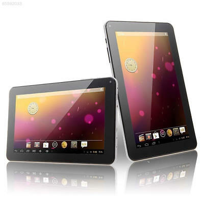"""202C N98 9"""" Android 4.4 Tablet PC Quad Core EBook Reader WiFi US Plug White"""