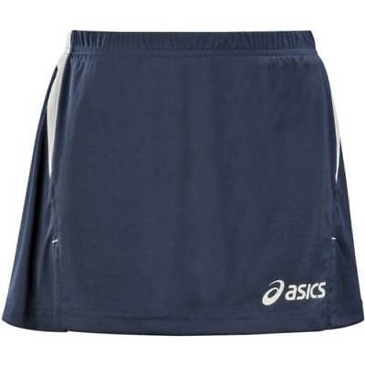 d9a5f7ded9 Asics Scirt Anna Navy/Bianco Gonna Pantalone Tennis Blu Donna T252Z7 5001