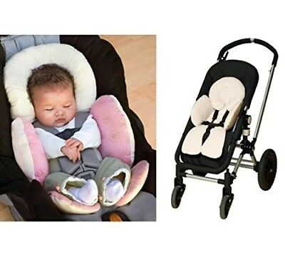 Fyore 100% Cotton Baby Body Support Padding Liner Pad for Pushchair Stroller Car