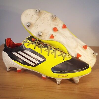lowest price d03b2 d2809 Adidas F50 Adizero UK 9 SG  Predator Mania LZ Ace X 18.1 Messi Tunit